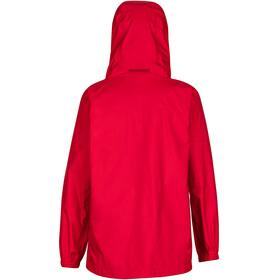 """""""Marmot Boys PreCip Jacket Team Red"""""""